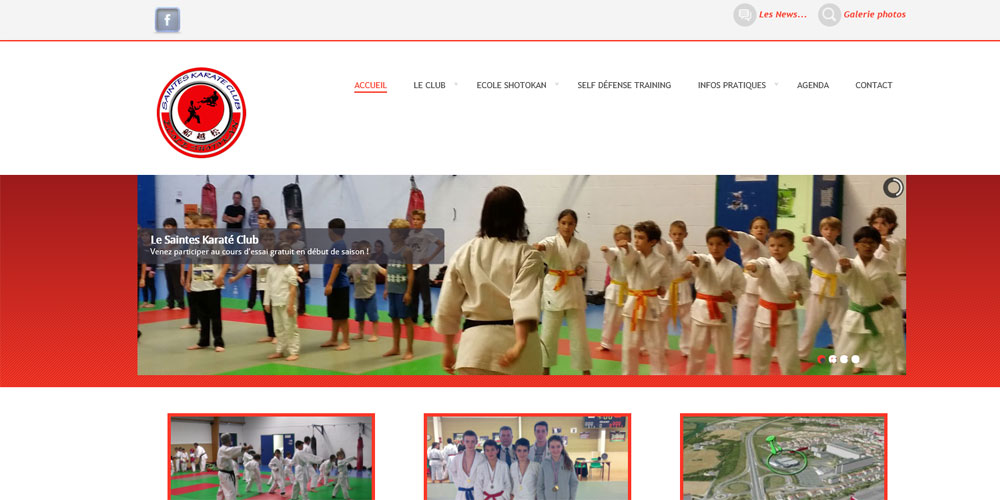 saintes karate club